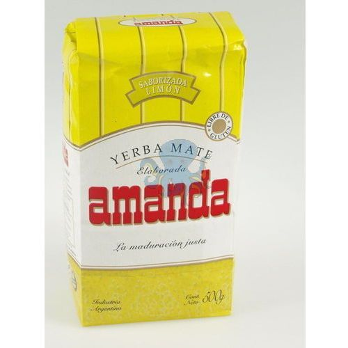 Amanda Yerba mate argentyna 500g cytrynowa