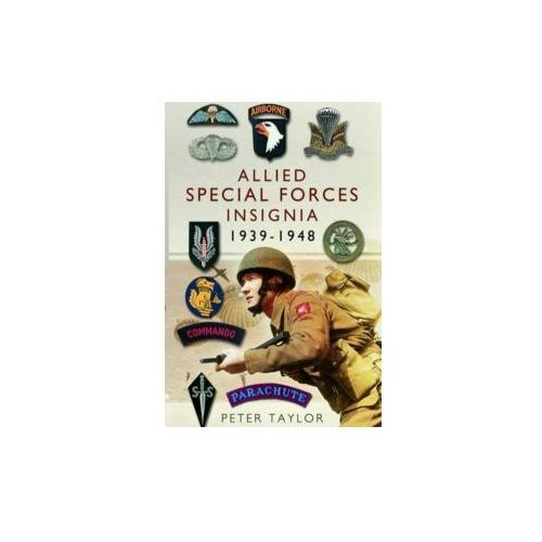 Allied Special Forces Insignia (9781781591239)