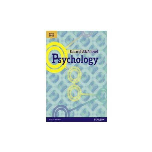 Edexcel AS/A Level Psychology Student Book + ActiveBook (9781447982463)