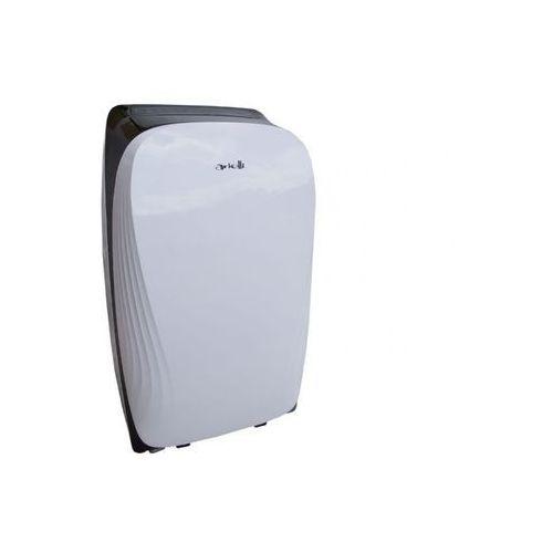 Klimatyzator przenośny z funkcją grzania - am-h12a4 lbr1-eu + uszczelka do okna gratis wydajność do 35 m2 marki Arielli