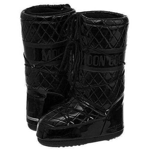 Śniegowce Moon Boot Queen Black 14014100001 (MB9-a)