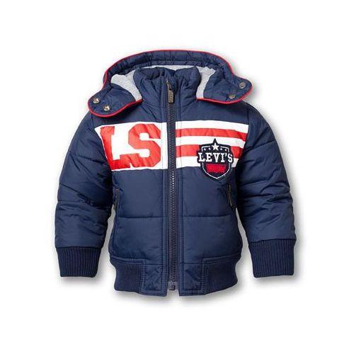 Levi's® Kidswear Boys Jeffery Navy - produkt z kategorii- kurtki dla dzieci