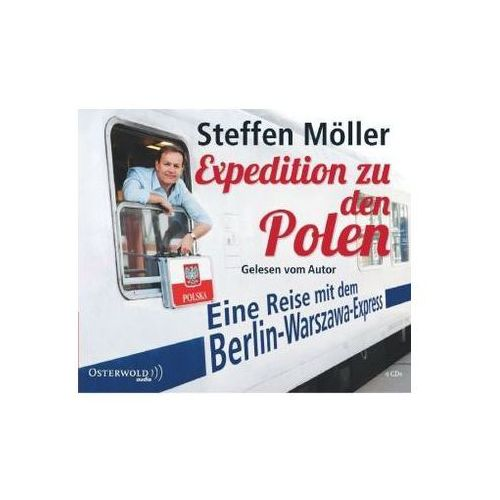 Expedition zu den Polen, 4 Audio-CDs, Audiobook