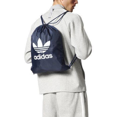 Torba worek originals trefoil gym sack bk6727 marki Adidas