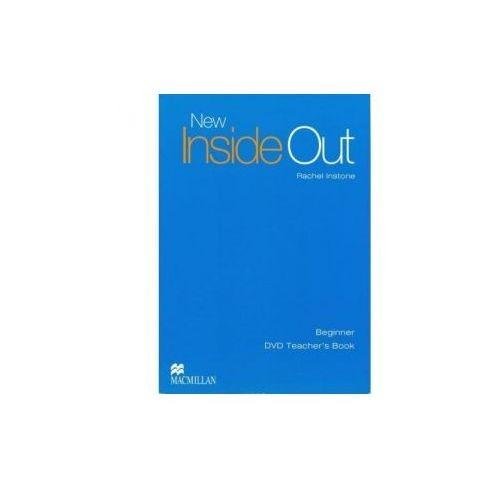 New Inside Out Beginner- książka nauczyciela, oprawa miękka