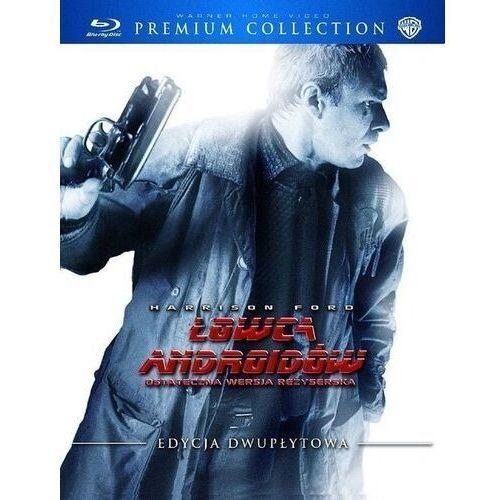Łowca Androidów: Ostateczna wersja reżyserska - Premium Collection (Blu-Ray+DVD) (Blade Runner) - Ridley Scott. DARMOWA DOSTAWA DO KIOSKU RUCHU OD 24,