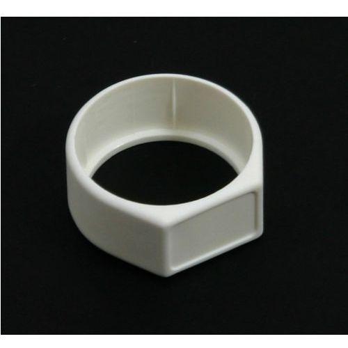 Neutrik XCR 9 pierścień na złącze NC**X* (biały)