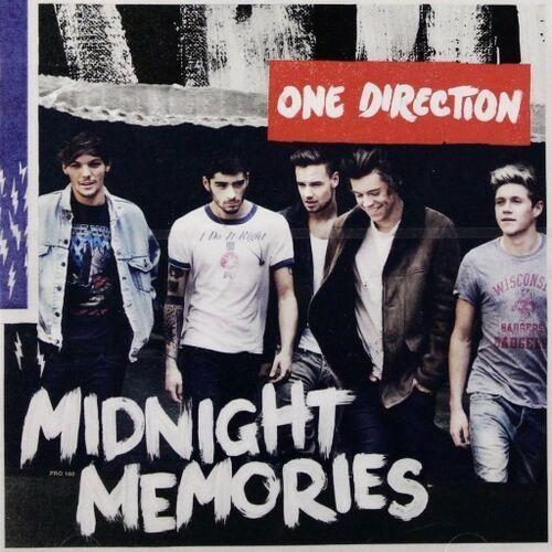 Sony music entertainment Midnight memories
