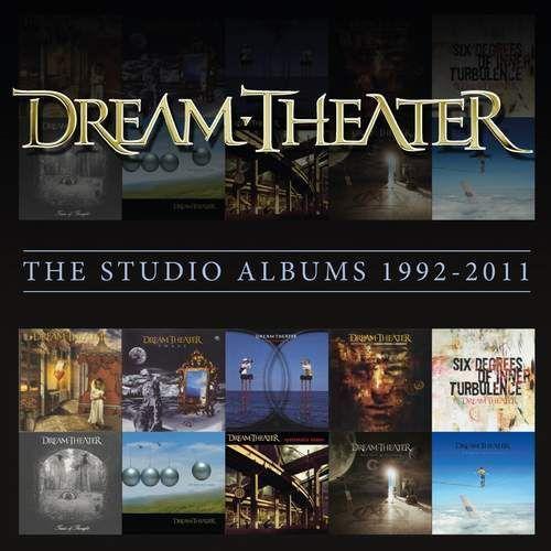 The Studio Albums 1992-2011 - Dream Theater (Płyta CD)