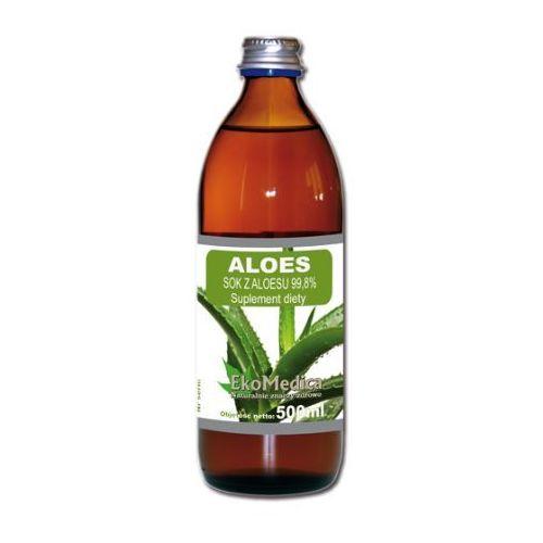 Eka Medica Aloes Sok z Aloesu 99,8% 1000ml