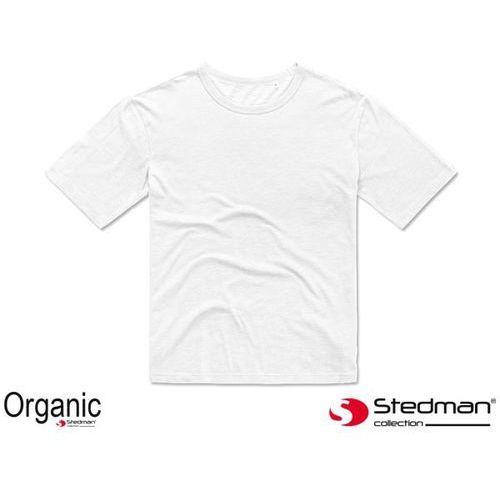 d7b9cdc7cae7d0 T-SHIRT MĘSKI SST9220 CZARNY L 27,68 zł T shirt dla panów ST9220 100  naturalna bawełna ring spun certyfikowana poprzez OCS gramatura 130 g m²  stworzony z.
