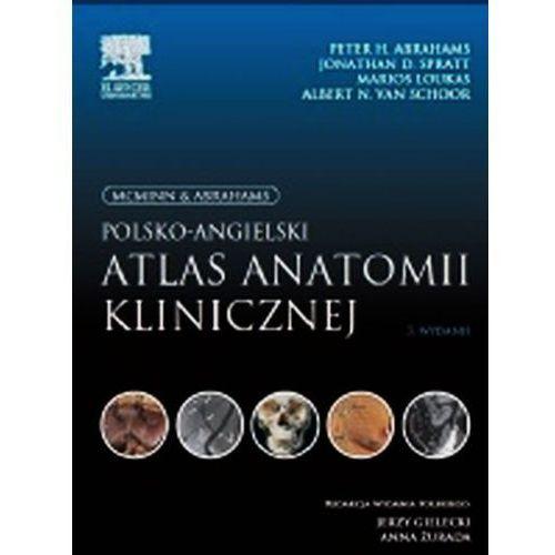 McMinn & Abrahams Polsko-angielski atlas anatomii klinicznej (9788376097831)