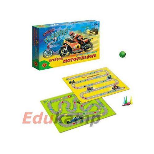 Alexander-gry Gra alexander wyścigi formuły 1 - wyścigi motocyklowe