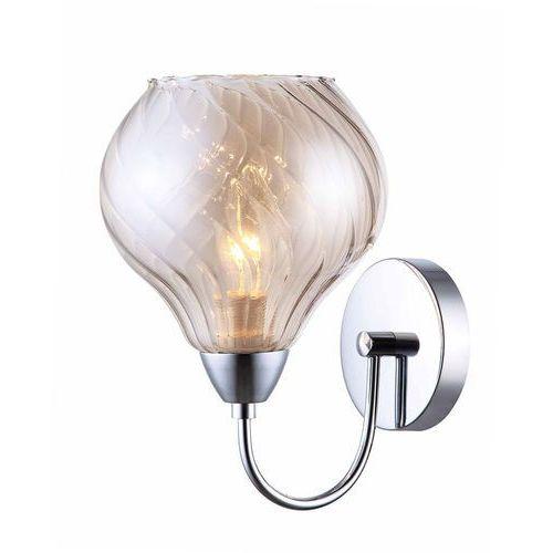 Kinkiet Italux Temps MBM2171/1 B oprawa lampa ścienna 1x40W E14 chrom Produkty wycofany z oferty producenta!!!, MBM2171/1 B