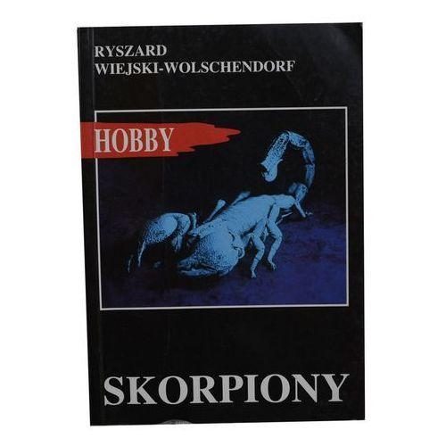 Skorpiony [14,5x20,5 cm] (9788388185373)
