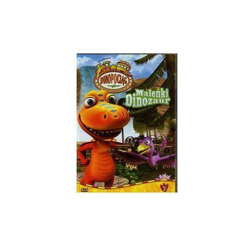 Dinopociąg - Maleńki Dinozaur. Darmowy odbiór w niemal 100 księgarniach!