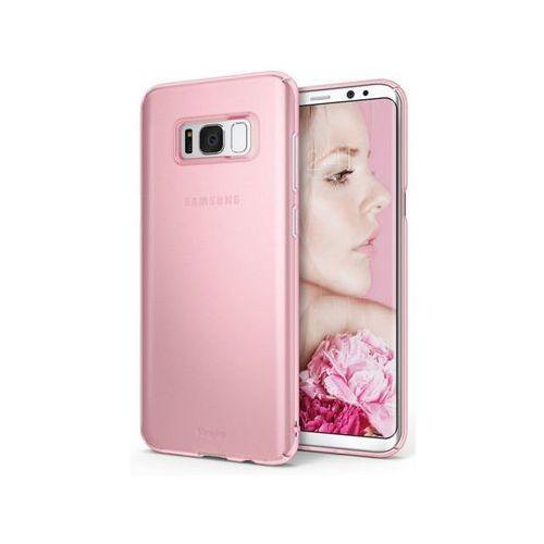 Etui Ringke Slim Samsung Galaxy S8 Frost Pink