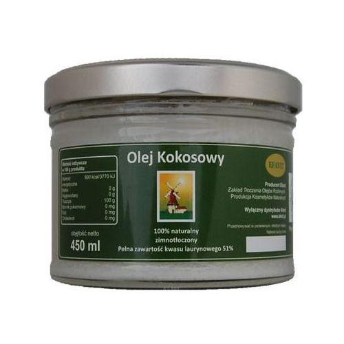 Olej kokosowy nierafinowany 450ml