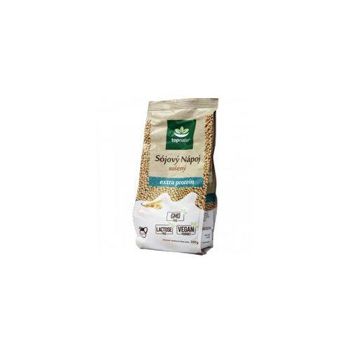 Napój sojowy wysokobiałkowy 350g instant topnatur marki Vegamarket