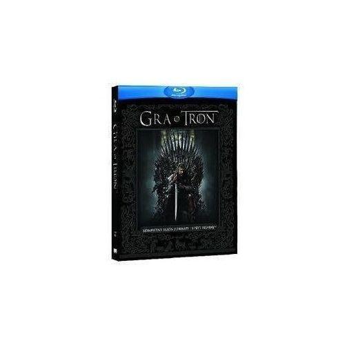 Gra o tron, sezon 1 (4bd 4k) (płyta bluray) marki Warner bros