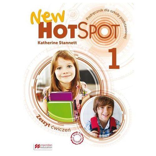 Hot Spot New 1 WB + CD MACMILLAN