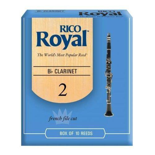 Rico Royal 2.0 stroik do klarnetu B