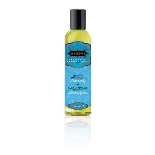 Aromatyczny olejek do masażu - Kama Sutra Aromatic Massage Oil Spokój 59ml
