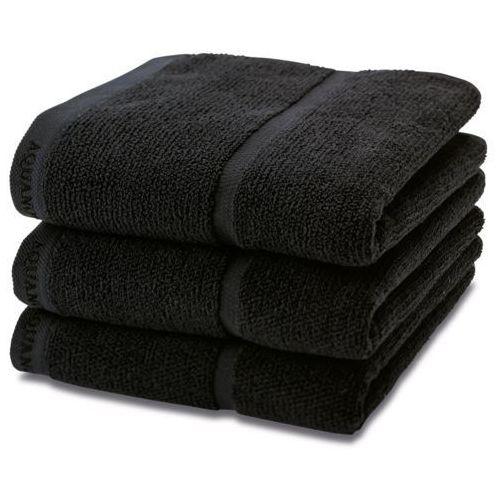 Ręcznik  adagio czarny marki Aquanova
