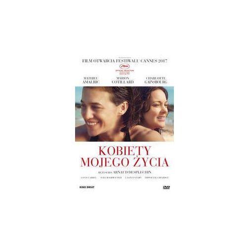 Kobiety mojego życia DVD (Płyta DVD) (5906190325761)