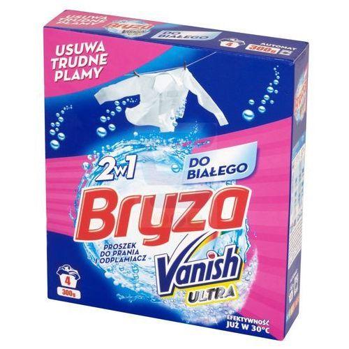Bryza Proszek do prania i odplamiacz 2w1 do białego 300 g z kategorii Proszki do prania