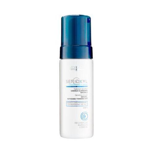 L'oreal serioxyl 1 foam natural hair pianka dla włosów naturalnych