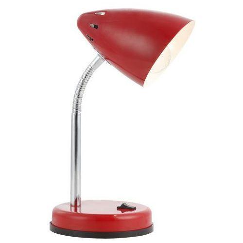 Mono lampka biurkowa czerwona - sprawdź w 5lampy