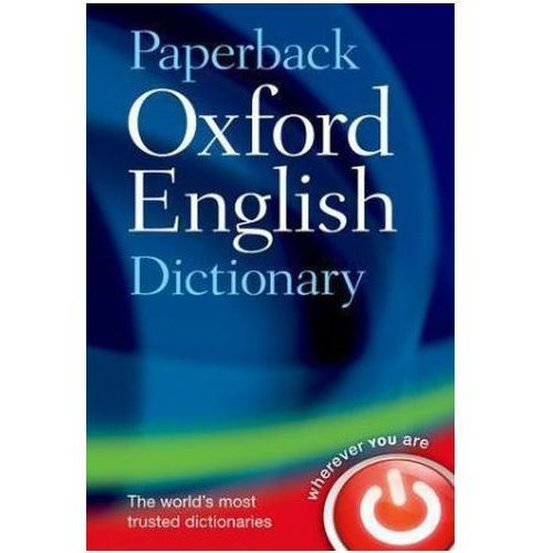 Paperback Oxford English Dictionary Waite, Maurice