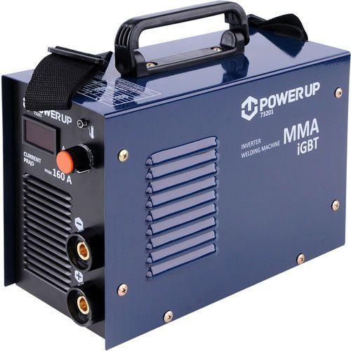 Power up Spawarka inwerterowa mma igbt 160a / 73201 / - zyskaj rabat 30 zł