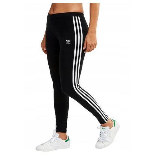 Legginsy damskie adidas 3 Stripes Tight czarne FM3287, FM3287