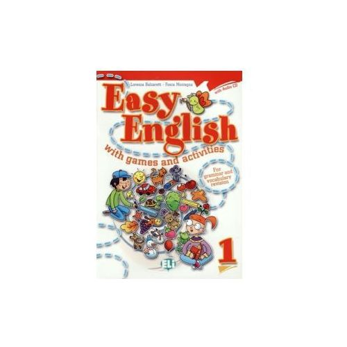 Easy English with Games and Activities 1 + CD (2009)