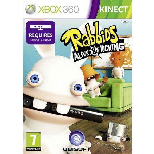 Szalone Króliki Na żywo i w kolorze (Xbox 360)