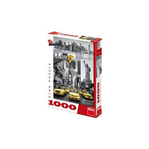 New York - puzzle 1000 dílků neuveden