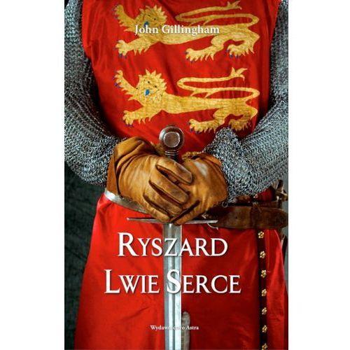 Ryszard Lwie Serce, Astra