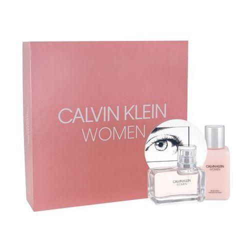 Calvin Klein Calvin Klein Women zestaw 100 ml Edp 100 ml + Mleczko do ciała 100 ml dla kobiet