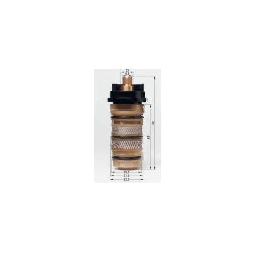 Głowica termostatyczna do paneli uniwersalna Deante XNC05GUP9