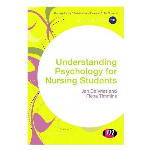 Understanding Psychology for Nursing Students (9781412961950)