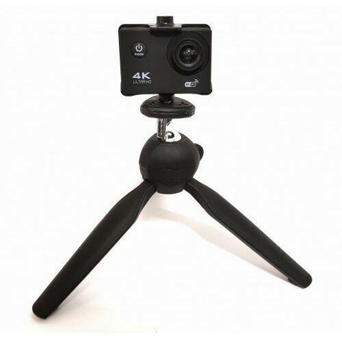 Cam4k Kamera sportowa outdoor 4k + statyw wodoszczelna