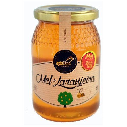 Portugalski miód pomarańczowy Apisland 500g