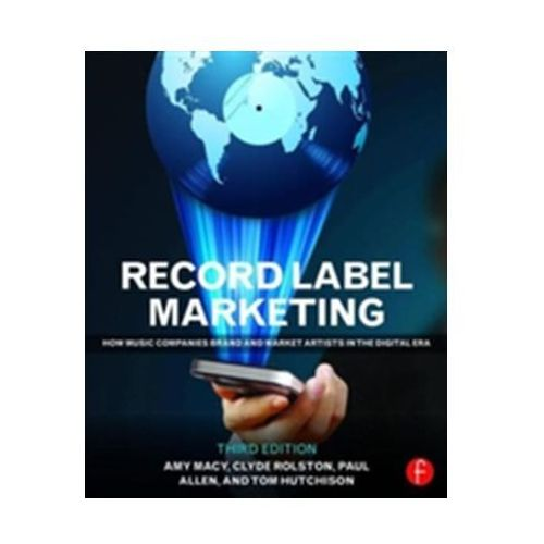 Record Label Marketing (9780415715140)