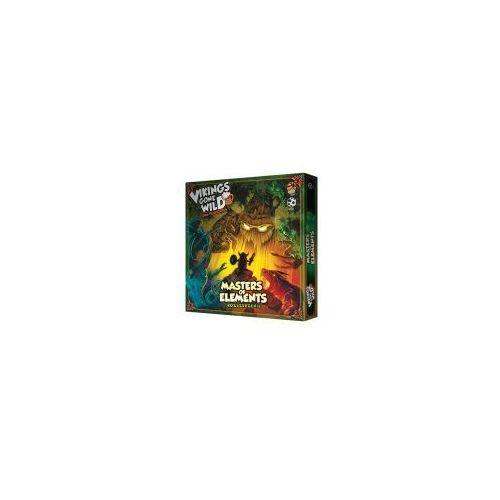 Games factory publishing Vikings gone wild: masters of elements (edycja wspieram.to) - poznań, hiperszybka wysyłka od 5,99zł!