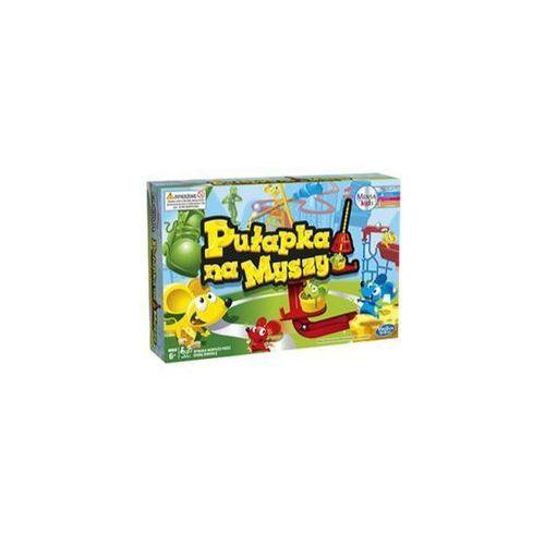 Hasbro Gra pułapka na myszy (5010993347902)