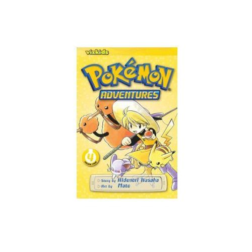 Pokemon Adventures (Red and Blue), Vol. 4 (9781421530574)