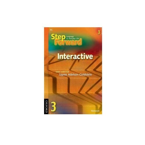 Step Forward 3: Interactive CD-ROM (Internet Use) (9780194398558)