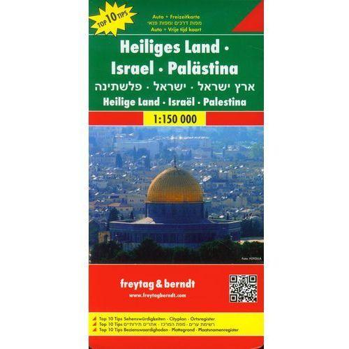 Izrael/Palestyna/Ziemia Święta (2012)